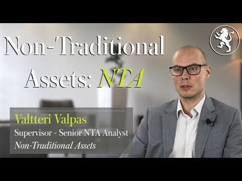 Non-Traditional Assets by Lombard International Assurance S.A.