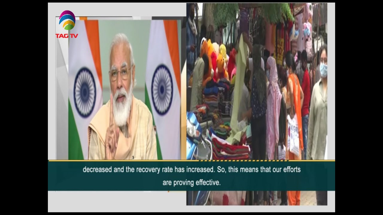 PM Modi speaks to Chief Ministers over Covid Issue, Zaradai under NAB-South Asia News August11@TAGTV