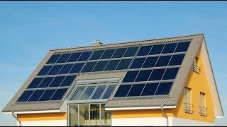 видео Дом с нулевым потреблением энергии