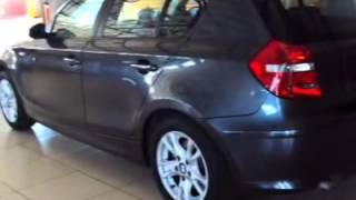 2008 BMW 1 SERIES 120 D MANUAL E87