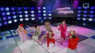 Talentų ringas 2011 | Popgrupė HEY! Saulytės