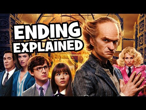 A Series of Unfortunate Events Season 3 ENDING Sugar Bowl & VFD EXPLAINED