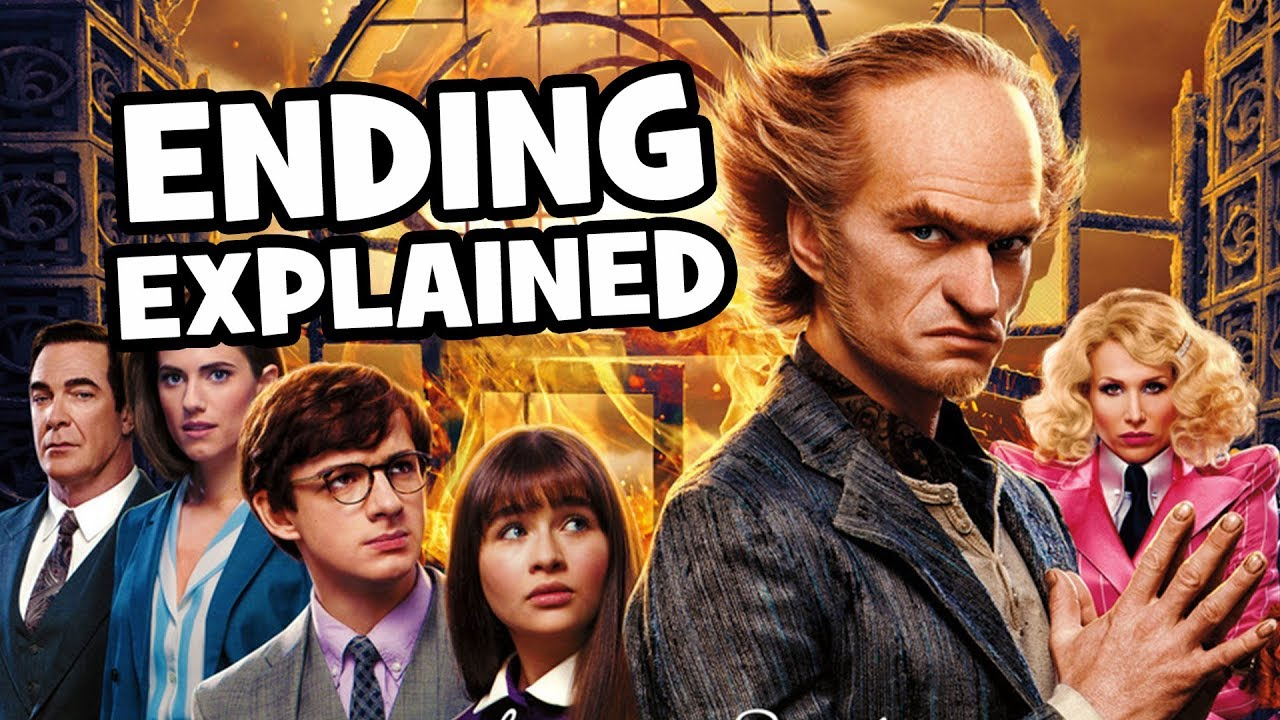 Download A Series of Unfortunate Events Season 3 ENDING, Sugar Bowl & VFD EXPLAINED