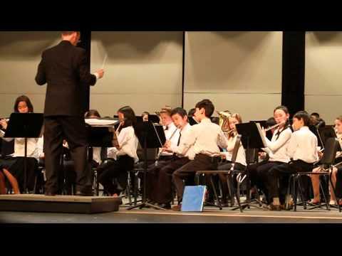 MICCA 2014 Blanchard Memorial School Band