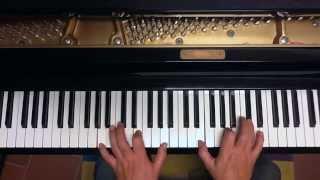 Tutorial piano y voz Contigo (Joaquín Sabina)