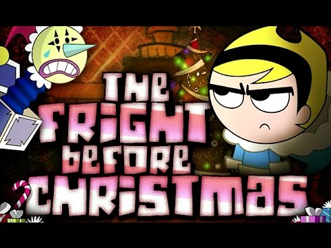 the grim adventures of billy mandy the fright before christmas level 1 10 cartoon network - Billy And Mandy Christmas