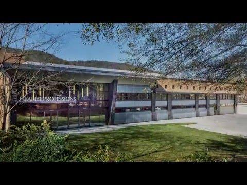 Dalton State College Health Professions Building