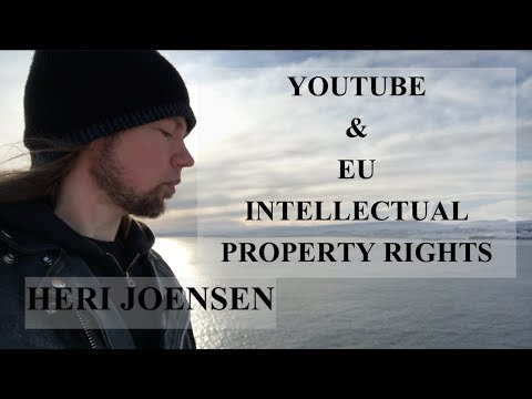 YouTube & EU intellectual property rights