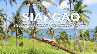 NAKED ISLAND?! Siargao, Philippines