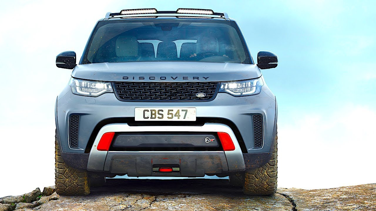 New Land Rover Discovery Svx Review 8 New Features 2018
