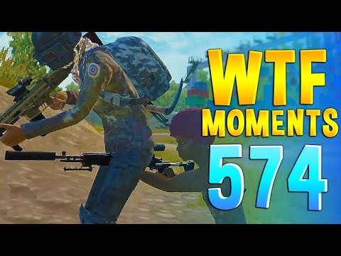 PUBG WTF Funny Daily Moments Highlights Ep 574