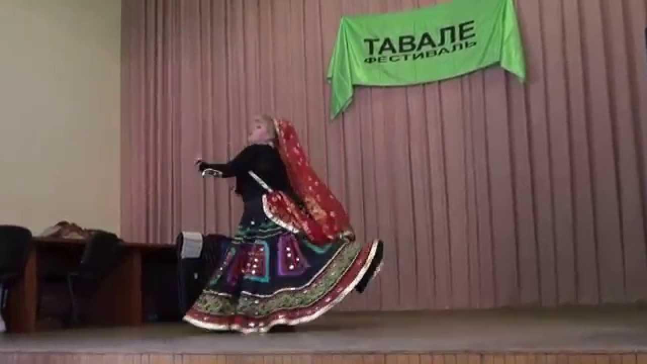 "00013 Надежда Шабецкая. Школа индийского танца ""Бхарати"" 09.10.2015"