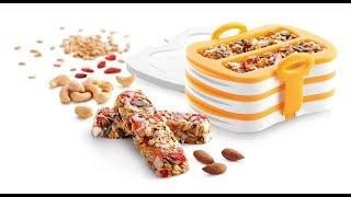 Homemade Health-Snack Maker