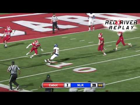 Cabot VS North Little Rock 11-2-17