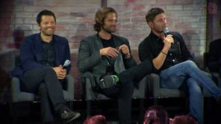 Nerd HQ 2016: A Conversation with the Cast of Supernatural (#2)