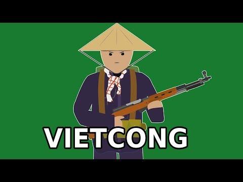 Chi erano i Vietcong? | STORIA DEL NOVECENTO