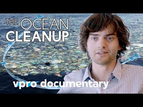The ocean plastic cleanup of Boyan Slat - Docu - 2018