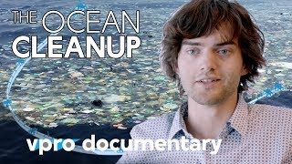 The ocean plastic cleanup of Boyan Slat | VPRO Documentary