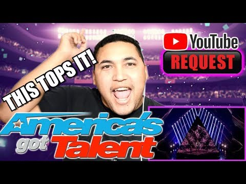 Angelica Hale 10-Year-Old Singer Blows The Audience Away - America's Got Talent 2017 (Reaction)