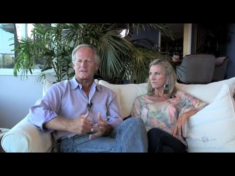 Foster and Kimberly Gamble Discuss Feelings About THRIVE Dissociators
