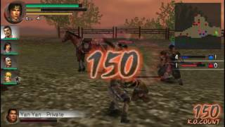 Dynasty Warriors Vol. 2 - Invasion of Yi | Shu Musou Mode