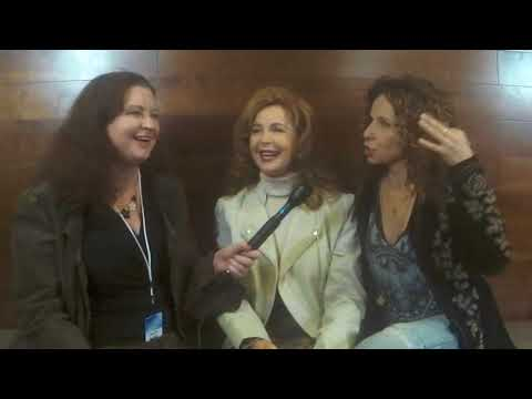 Suzanne Rogers and Meredith Scott Lynn  OutTakes at Day of DAYS 2017 Higher Volume