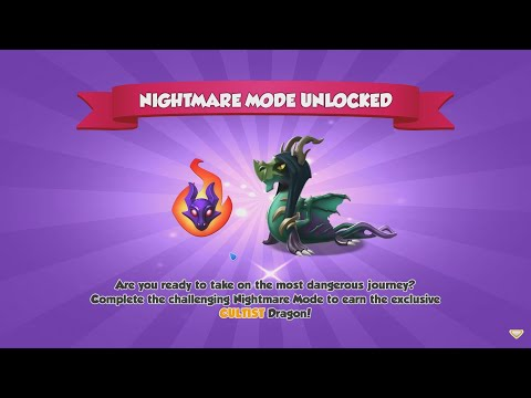 hack game dragon mania legends windows phone - [Big Update] - NIGHTMARE MODE UNLOCKED - Dragon Mania Legends