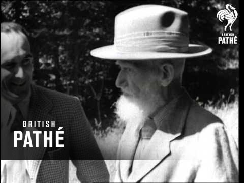 He's 90 George Bernard Shaw (1946)