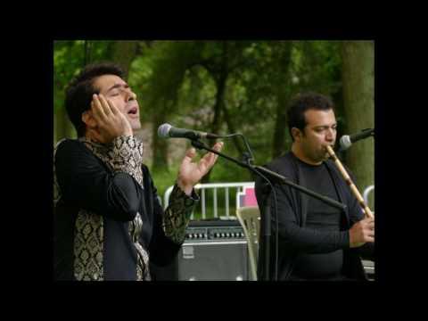 Mohammad Motamedi et Mahdi Teimoori : duo chant et ney