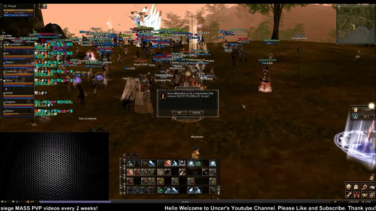 ncwest lineage 2