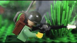 LEGO Vietnam war film, part 1.
