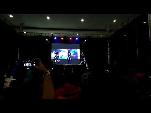 [Dance] Guilty Rose - Buraikku Jikoraizer @ CLASH:H JOGJA 2018