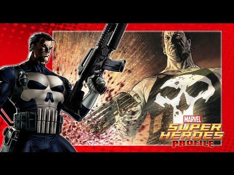 [SHP] 20 ประวัติ Punisher อาชญากรเจอ ต้องถึงฆาต!!