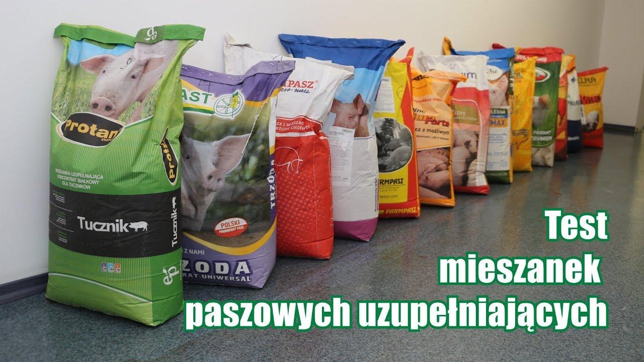 Zapowiedź testu mieszanek paszowych uzupełniających – top agrar Polska