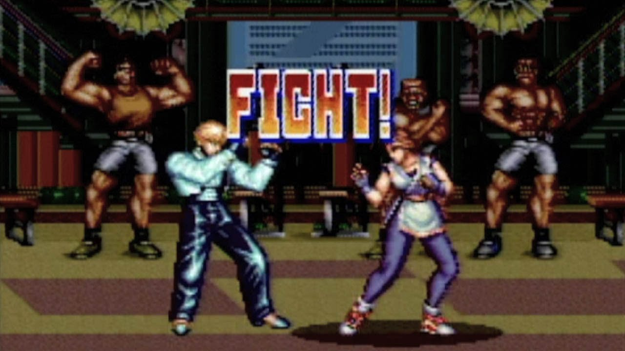 Cgr Undertow Art Of Fighting 2 Review For Super Famicom Youtube