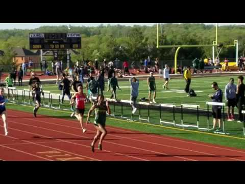 New Brunswick HS girls 4x200m GMC relays 2017
