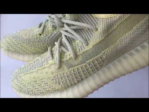 Sophia UA YEEZY BOOST 350 V2 SYNTH Reflective UNBOXING REVIEW
