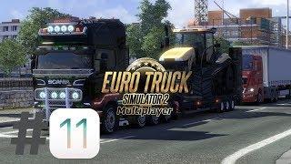 [ETS2] Multiplayer Kolejne tysiace kilometrow przede mna #11