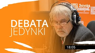Marek Mądrzejewski   Debata Jedynki 24.04   W Jaki Sposób Zakończyć Strajk Nauczycieli