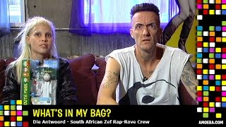 Die Antwoord - What's In My Bag?
