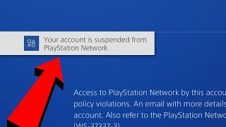 WHAT HAPPENS WHEN YOUR ACCOUNT GETS BANNED ON PS4?