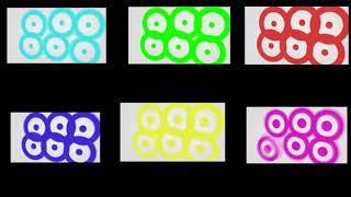 Best Animation Logos Colors Sixparison