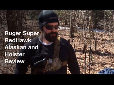 Ruger Super Redhawk Alaskan / Kenai Chest Holster
