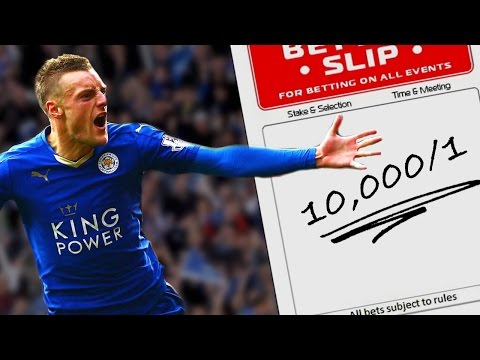 Cash Out, Get Banged! - The Men Who Bet on Leicester to Win the Premier League