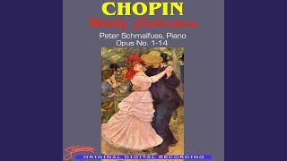 Play Waltz For Piano No. 13 In D Flat Major, Op. 70/3, Ct. 219