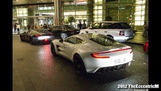 Awesome Cars in Dubai 2012