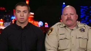 Las Vegas officers describe responding to mass shooting