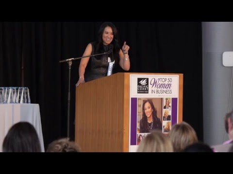Top 50 Women in Business - 2016 Event