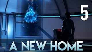 [5] A New Home (Let's Play Mass Effect Andromeda PC w/ GaLm)