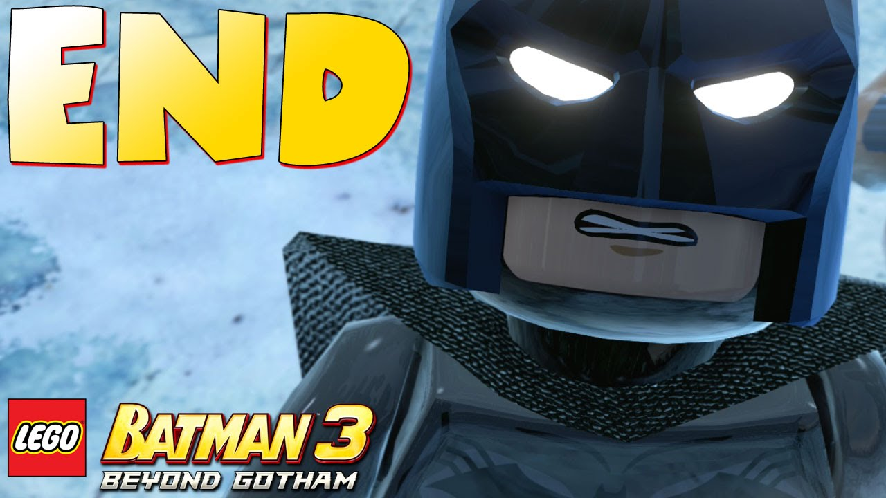 Lego Batman 3: Beyond Gotham Ending - Walkthrough Part 26 ...